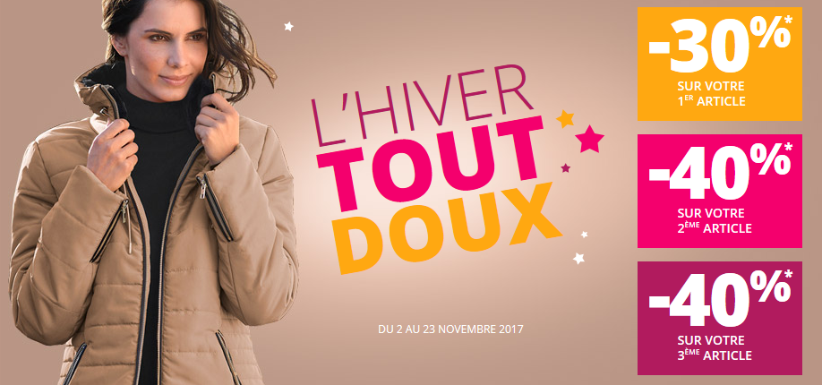 Daxon black friday 2017 en France