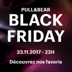 pullandbear black friday