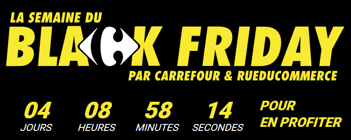 voyages carrefour black friday2017